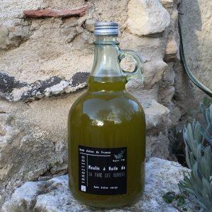 Bonbonnette d'huile d'olive vierge tradition de 1L