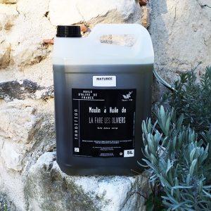 Bidon d'huile d'olive vierge maturée de 5 litres